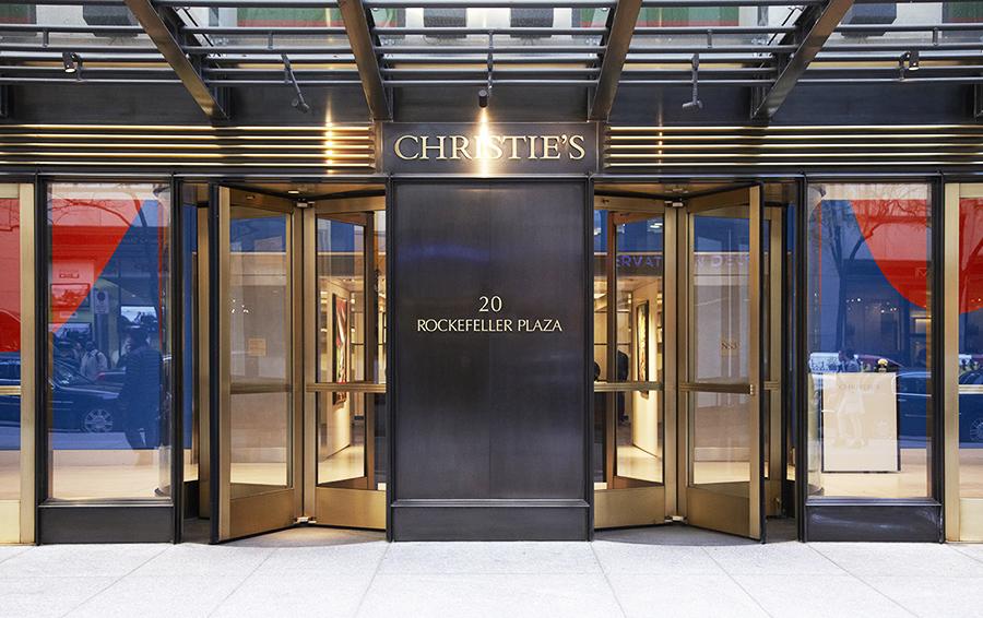 Коллекцию Дэвида Рокфеллера выставили на аукцион Christie's за $700 млн