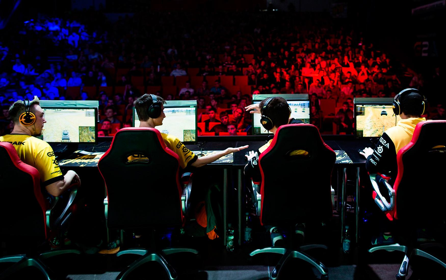 Большая игра: как зарабатывают на киберспорте