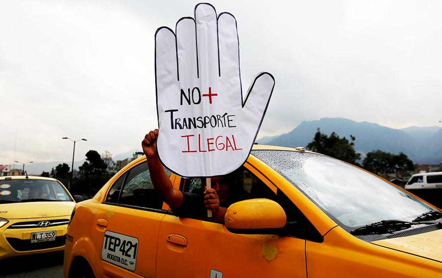 Обвинения в шпионаже, разборки с властями и падение корпоративной культуры: что не так с Uber?