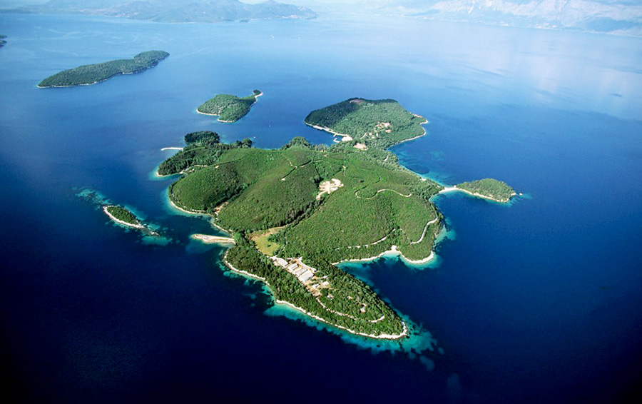 Подарок миллиардеру. Рыболовлев начинает стройку на острове Скорпиос