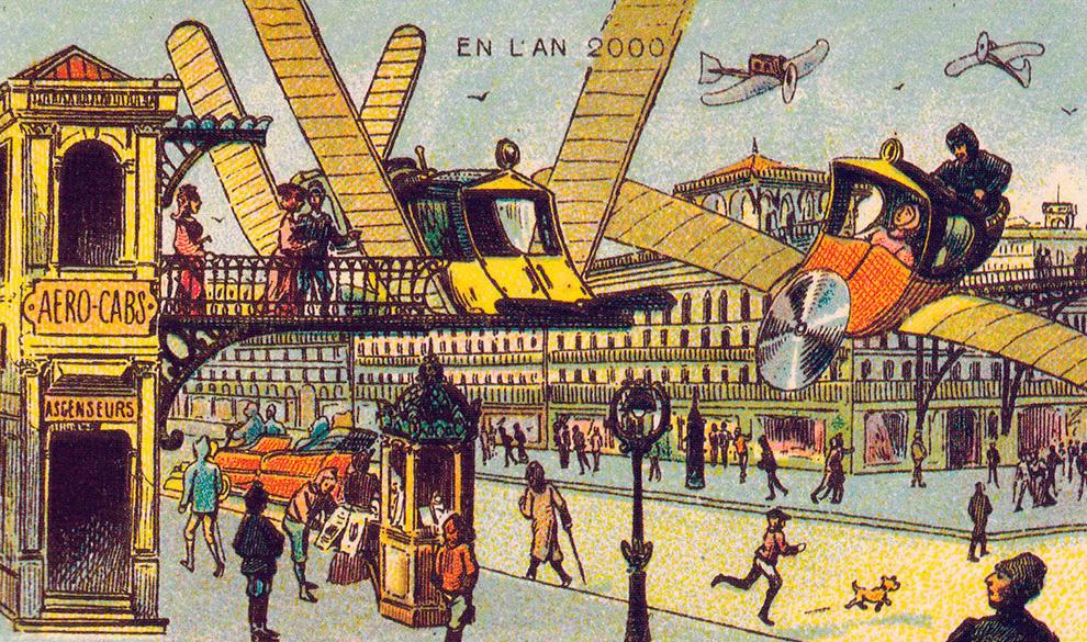 Дроны вместо авто: есть ли перспективы у рынка аэротакси?