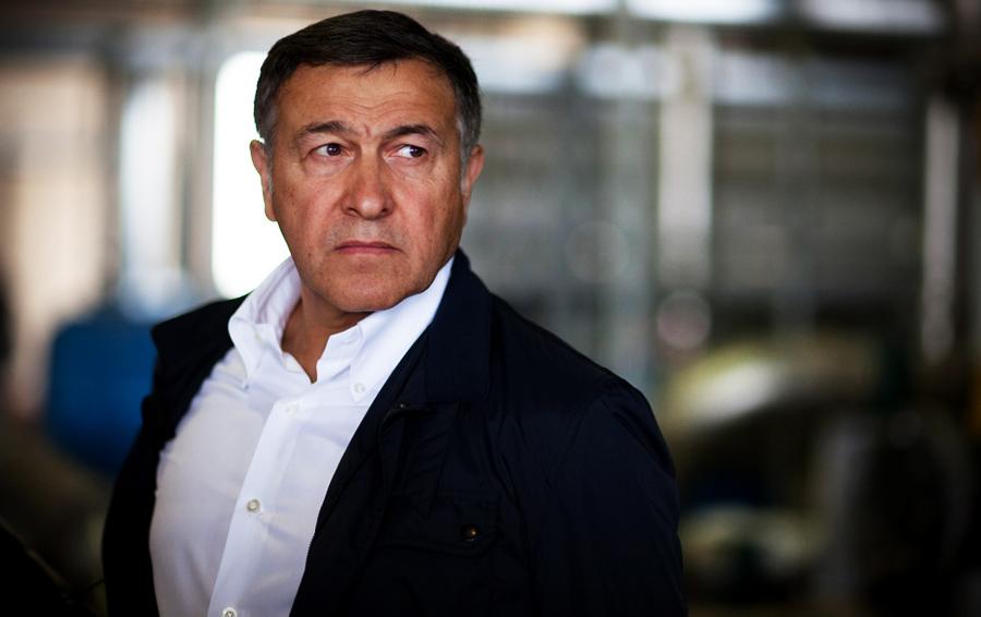 Араз Агаларов: «Мы можем залезть себе в карман»