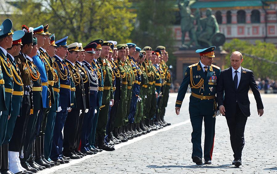 Политический нарциссизм в России: ненастоящее настоящее и День победы