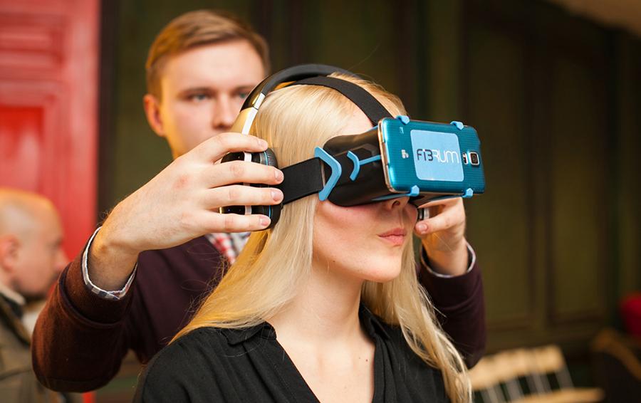 Школа миллиардера: возможно ли сделать шлем виртуальной реальности доступным