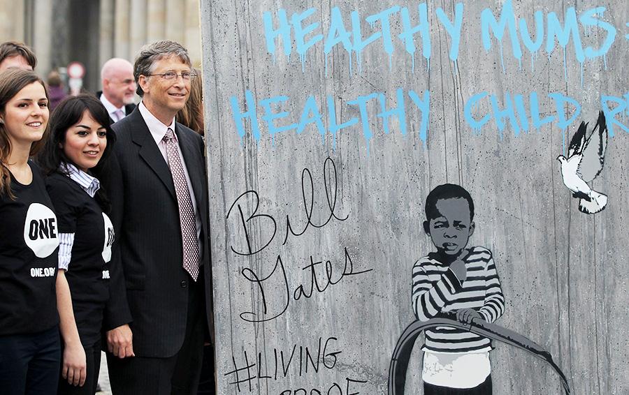Личный фактор: как миллиардеры борются с болезнями