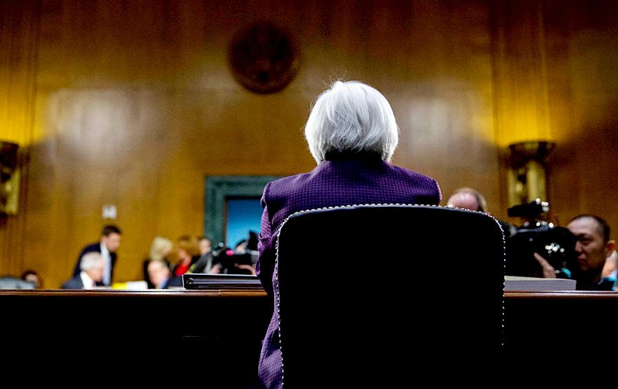 Король ставок. Кто станет новым руководителем ФРС в 2018 году