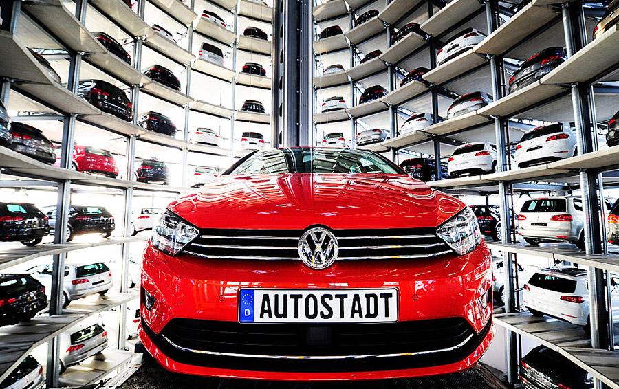 Volkswagen AG возвращается  в Иран: с августа начинаются поставки автомобилей