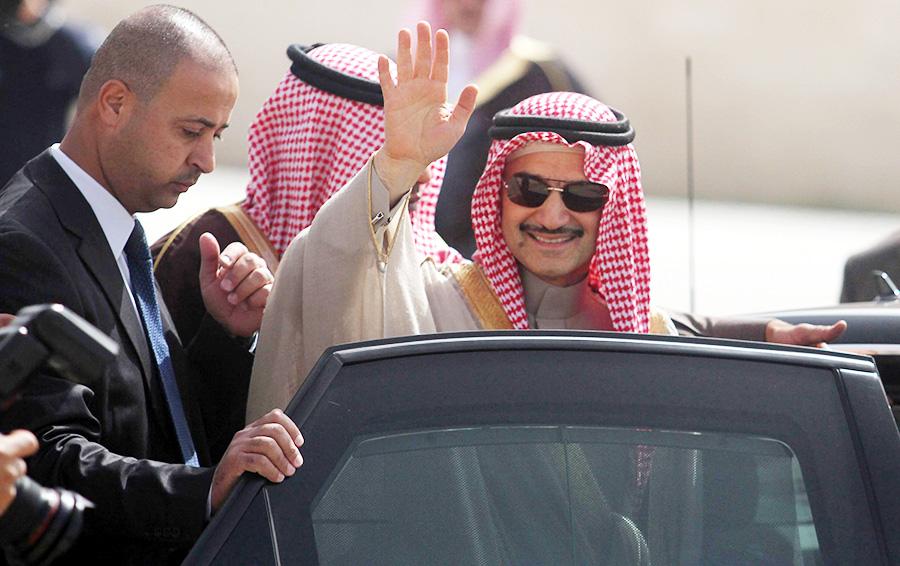 Тяга к успеху. Как арестованный принц аль-Валид бин Талаль пытался повлиять на свое место в списке Forbes