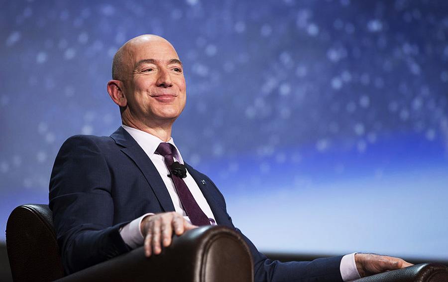 Джефф Безос стал самым богатым человеком в мире