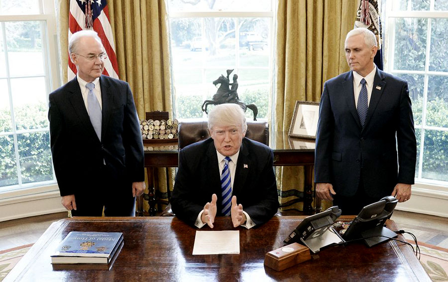 Миссия Трампа: списание балласта нереалистичных ожиданий