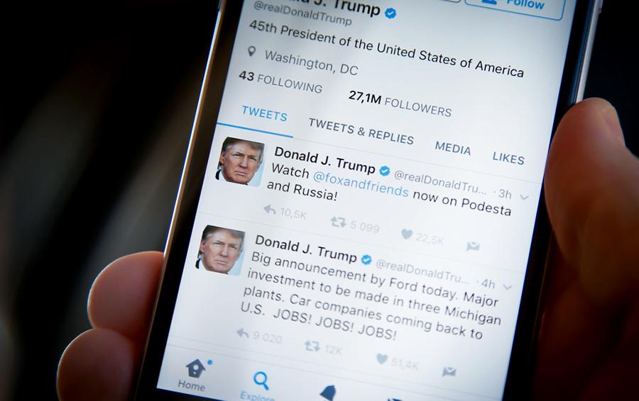 Дорогой Трамп: рыночная стоимость Twitter без постов президента США упадет на $2 млрд