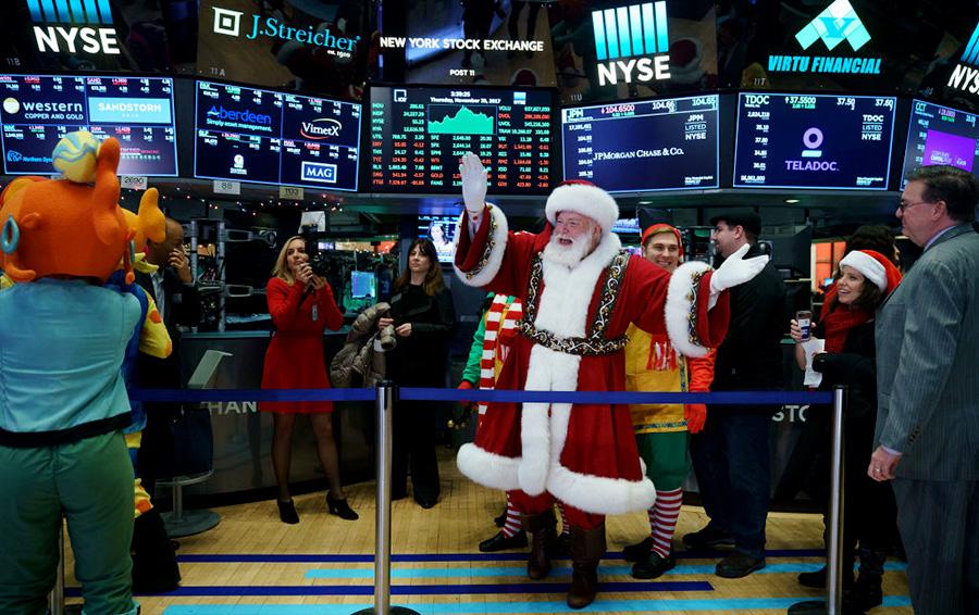 Двуличный Санта-Клаус. Чего опасаться и куда инвестировать в декабре