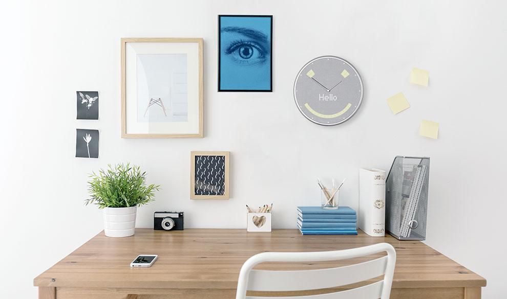 Циферблат 2.0: смогут ли самарские разработчики перенести «умные часы» с запястья на стену?
