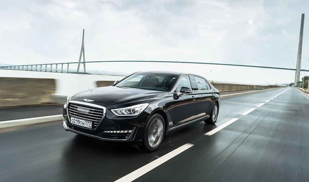 Hyundai запустил премиальный бренд. Тест-драйв Genesis G90 отвечает на вопрос «Как успехи?»