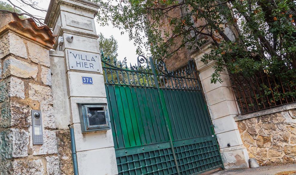 На «вилле Керимова» во Франции прошли обыски