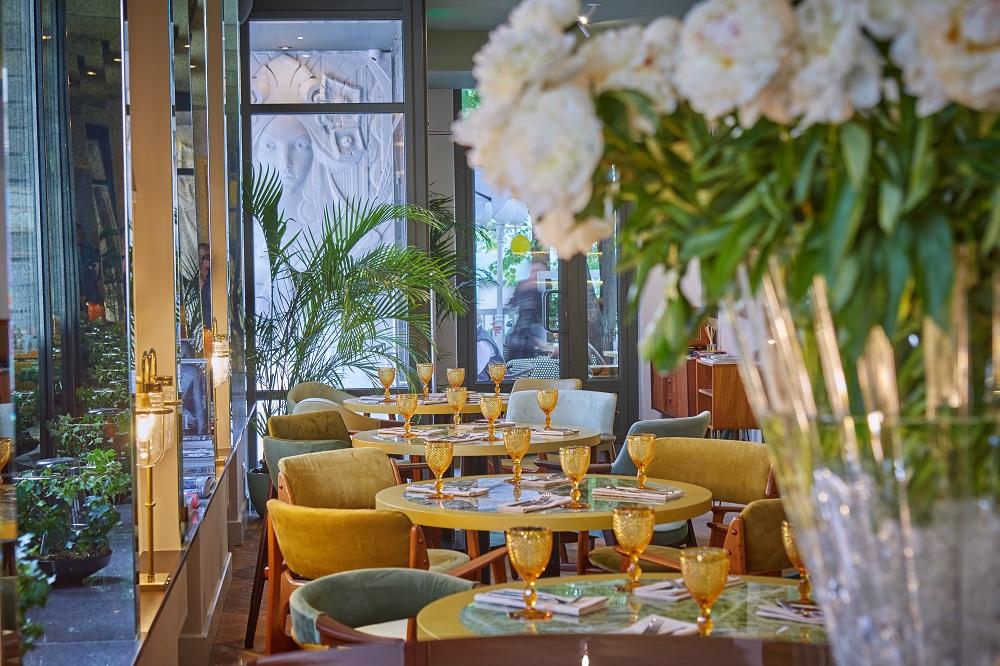 Владимир Познер и Александр Раппопорт открыли ресторан «Жеральдин»