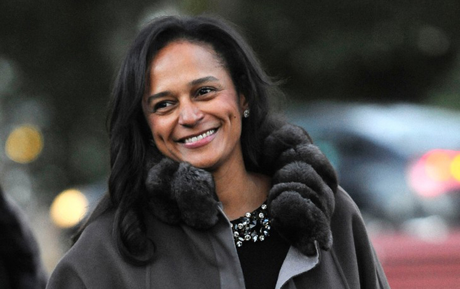 Новый курс: дочь бывшего президента Анголы лишилась должности в госкомпании Sonangol