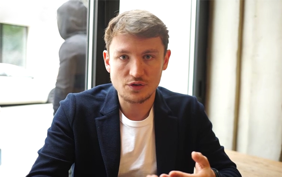 Видеоблог Школы миллиардера: встреча проекта «Король Говорит!» с ментором из «Сколково»