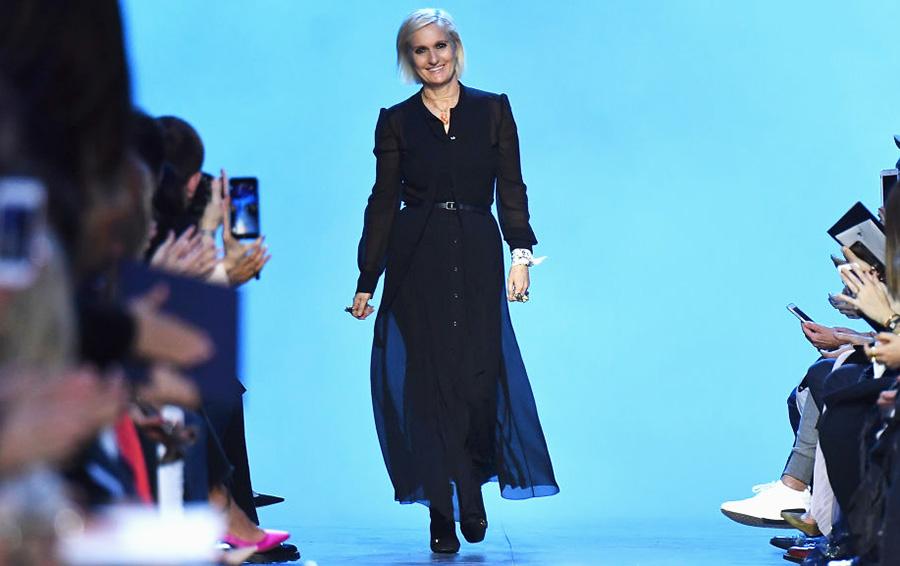 Новый матриархат: первая леди Дома Dior