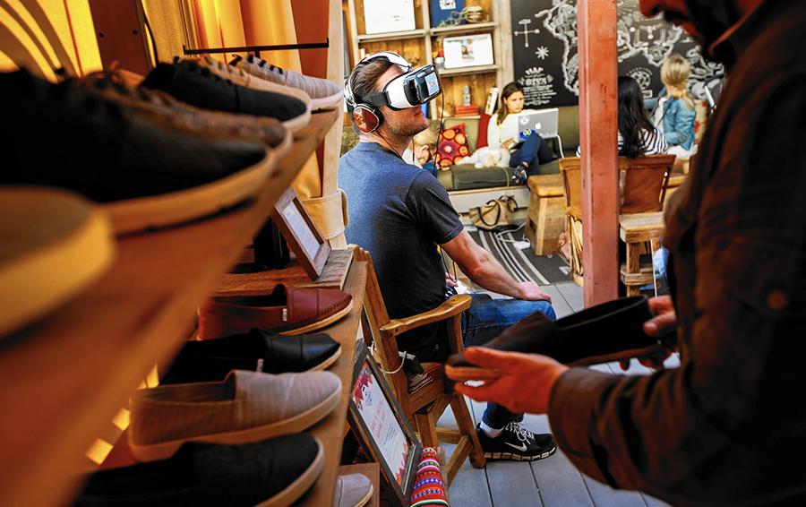 Мировые тенденции платежей в сфере виртуальной реальности