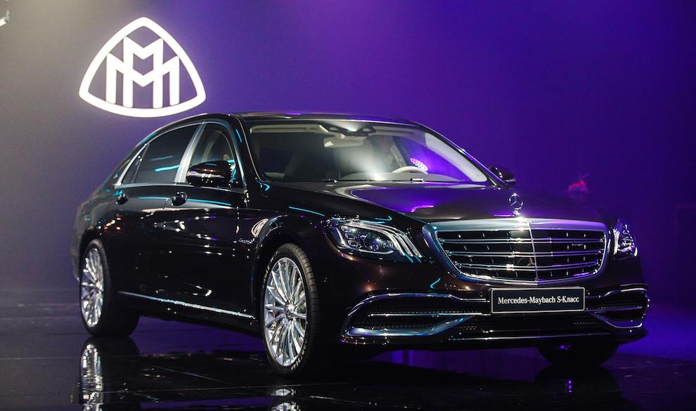 Неделя потребления: премьера новых Mercedes S-Класса и коллекция Ralph Lauren для Москвы