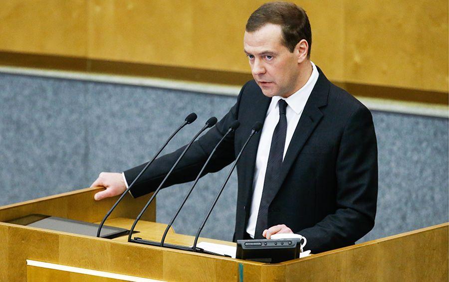 Медведев допустил усиление влияния «так называемых санкций» на экономику России