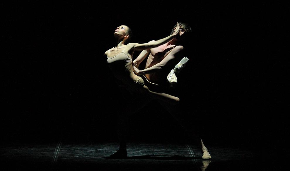 «Танцы о любви»: балет, который сможет выдержать даже тот, кто зашел случайно