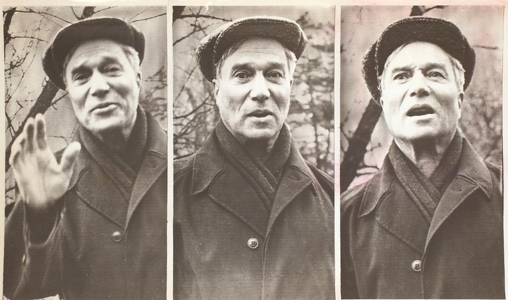 Автограф Бориса Пастернака продадут на аукционе за 280 000 рублей