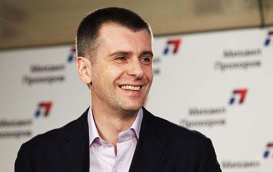 Прохоров выставил на продажу 49% Brooklyn Nets