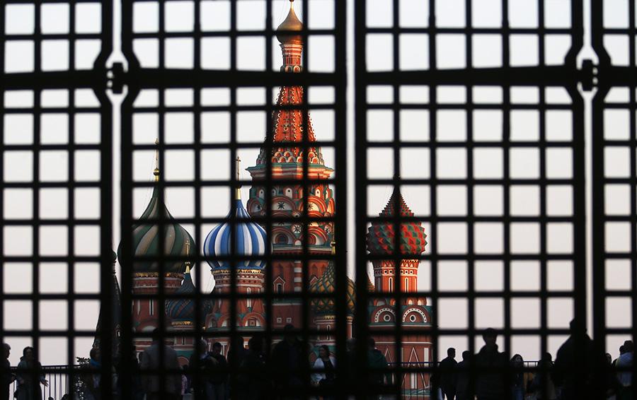Субститут Европы: как московская плитка  помогает привлекать туристов