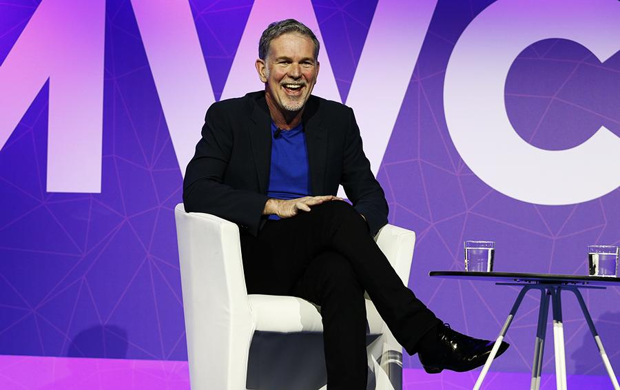 Основатель Netflix Рид Хастингс увеличил свое состояние на $400 млнза две недели