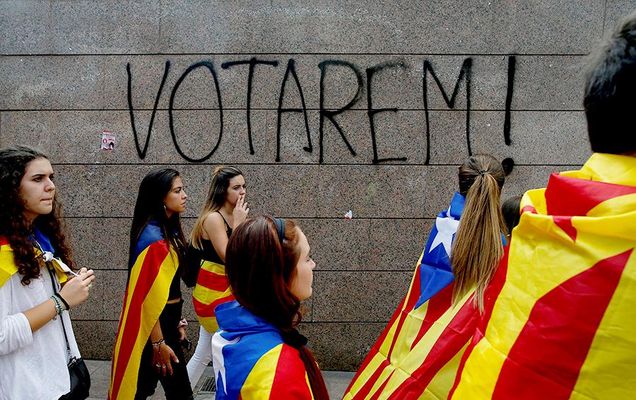 Каталонский кризис. Чем события в Испании опасны для инвесторов