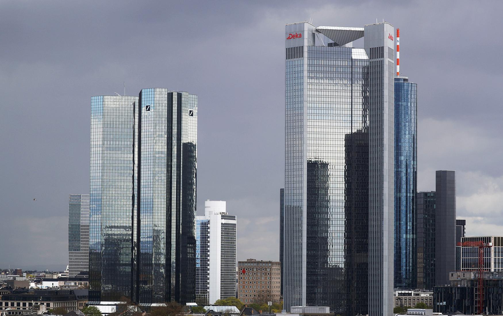 В штаб-квартире Deutsche Bank прошли обыски в рамках «панамского дела»