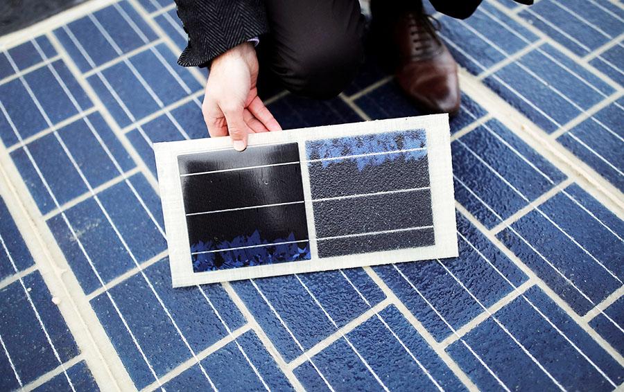 Как полимеры стали ещё одним шагом в развитии солнечной энергетики?