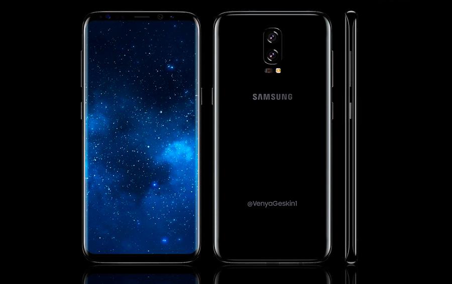 Samsung Galaxy Note 8: плата по счетам