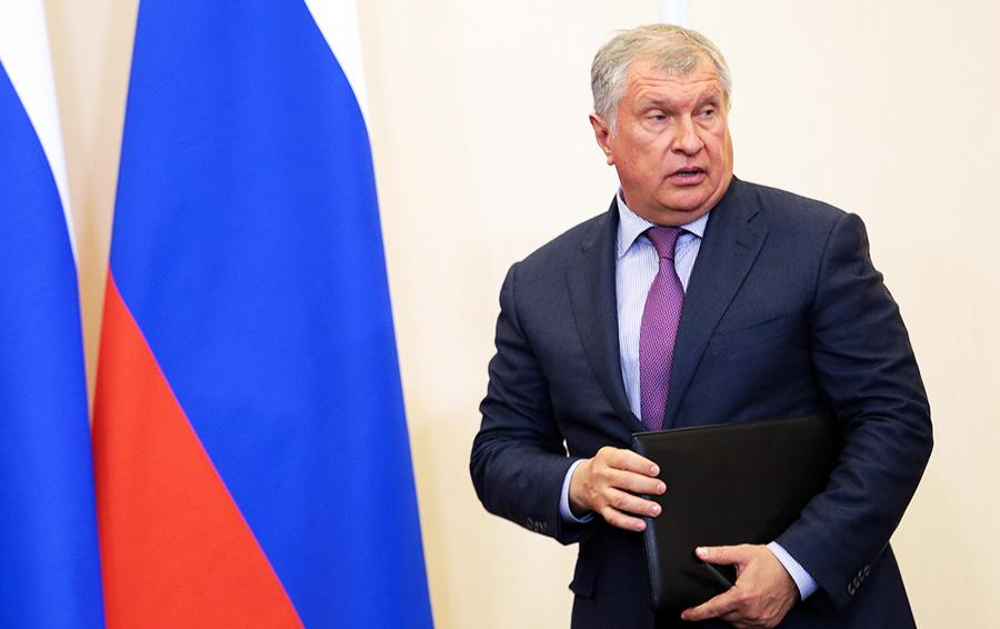 Игорь Сечин о главном: иск к «Системе», соглашение с ОПЕК и новые контракты