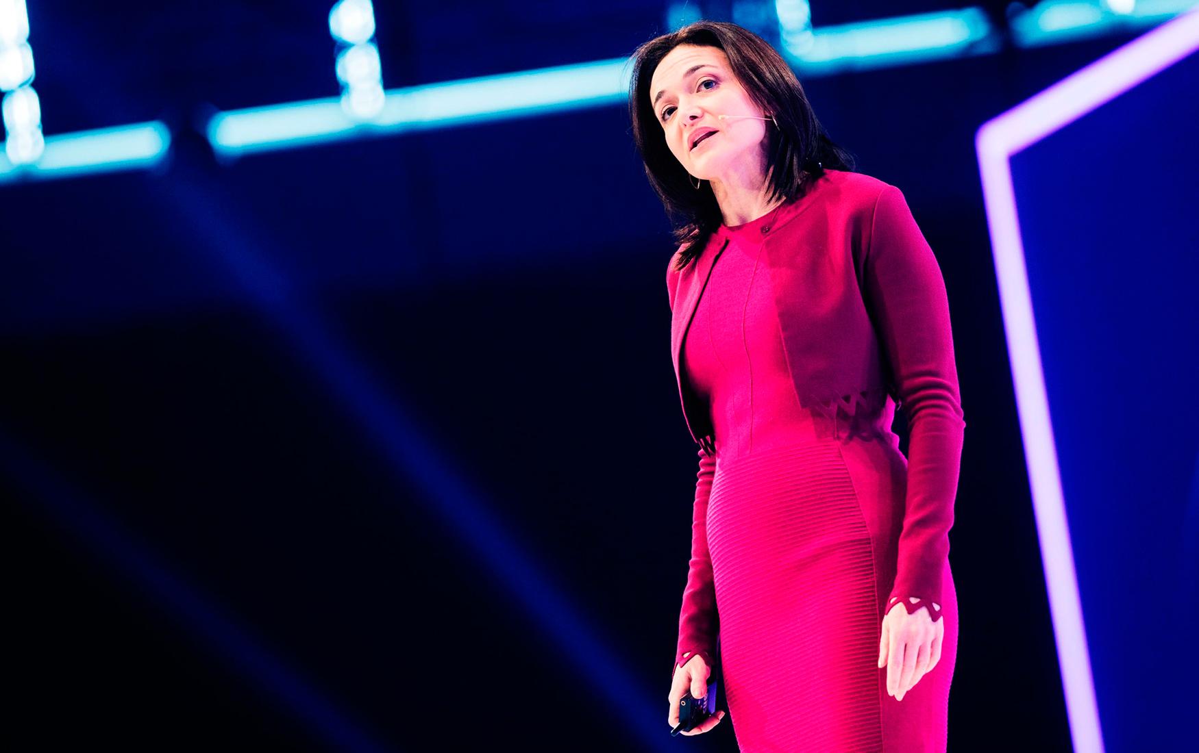 Дамы вперед: как Шерил Сэндберг борется за права женщин