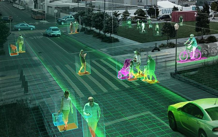 Наши в городе: компании из России помогут Nvidia управлять системами Smart City