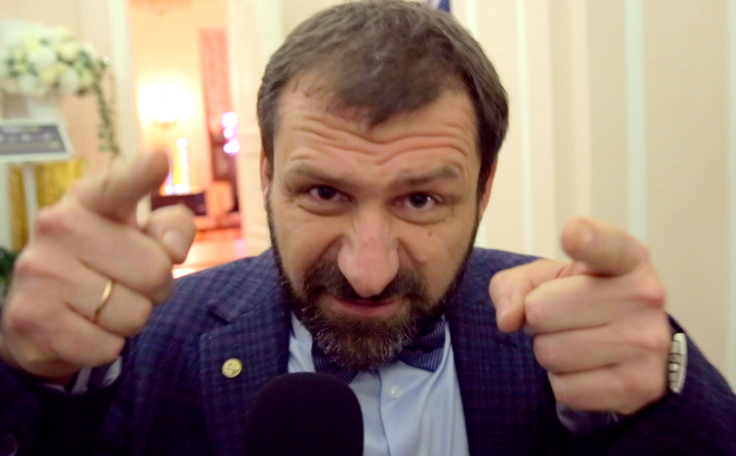 Игорь «блогер из списка Forbes» Рыбаков: «Я хочу, чтобы у вас был миллиард!»