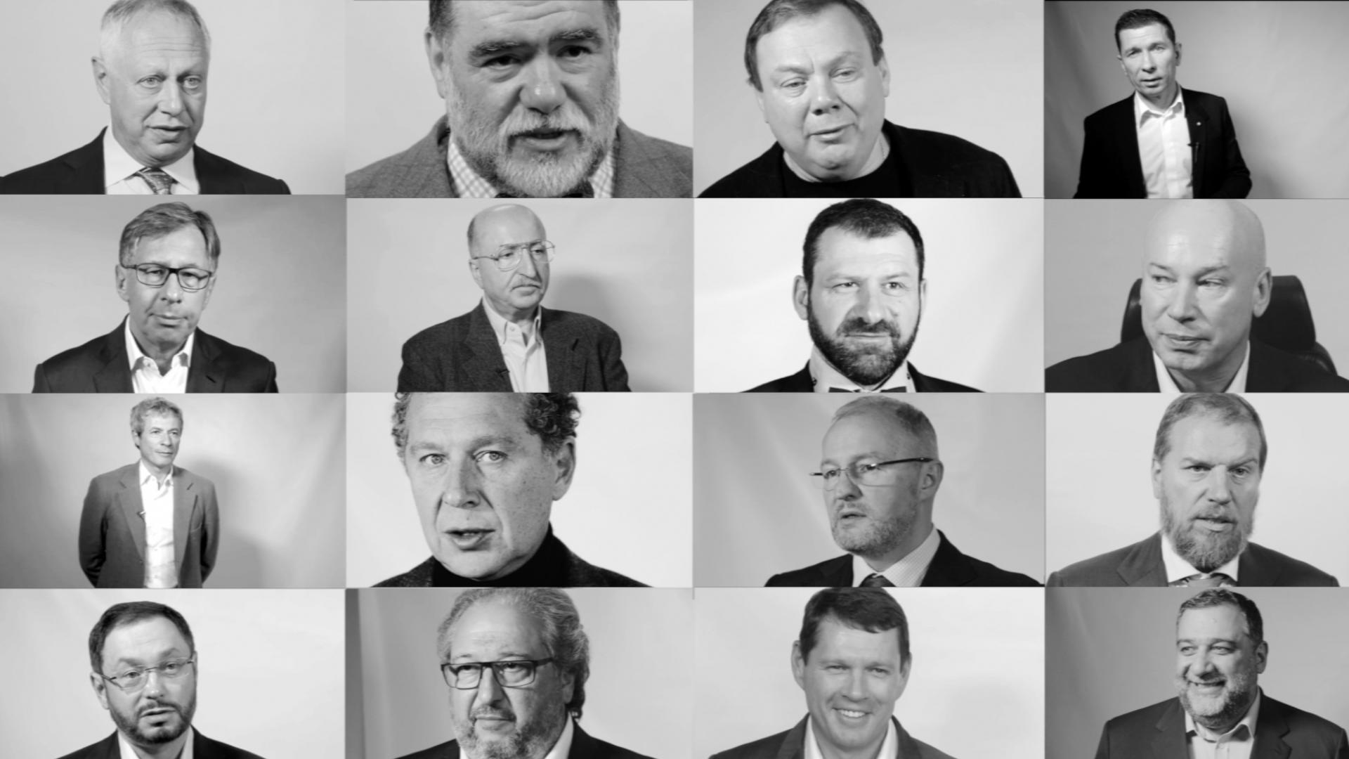 Журнал об успехе и для успешных людей. 15 миллиардеров поздравили Forbes со 100-летием