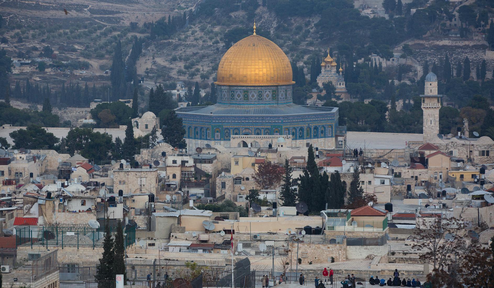 Иерусалимская карта. Почему Трамп признал Святой город столицей Израиля именно сейчас