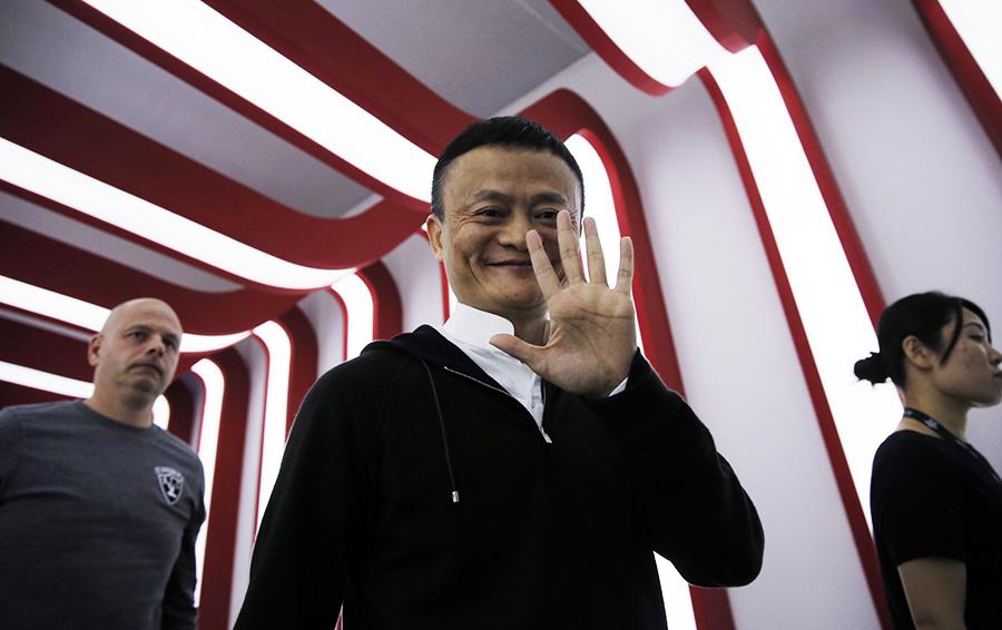 В Китае — новый богатейший. Состояние Джека Ма увеличилось на $2,3 млрд за сутки