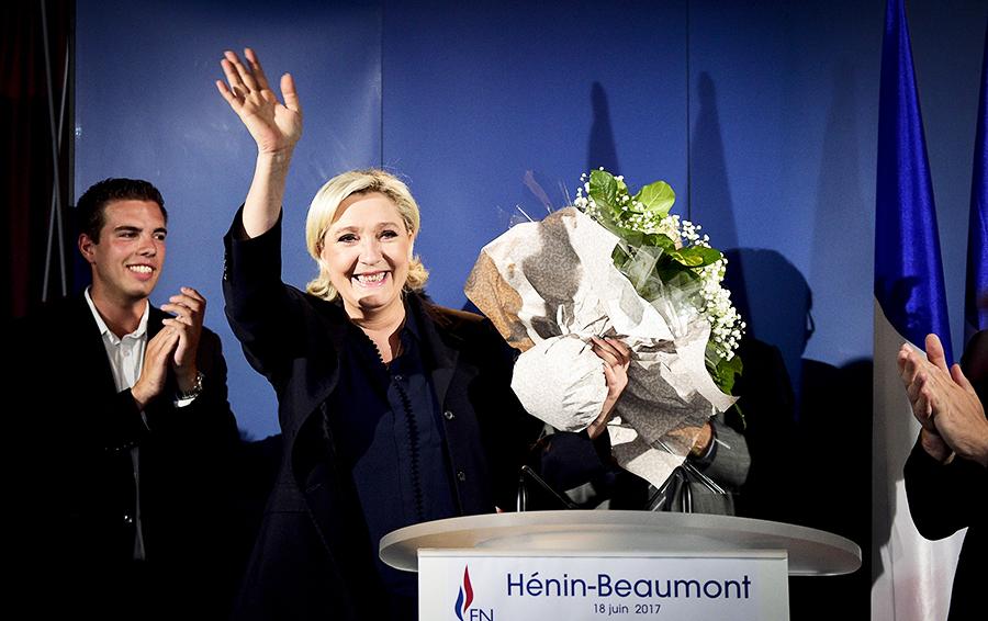 Вперед, Республика: во французский парламент прошло рекордное число женщин-депутатов