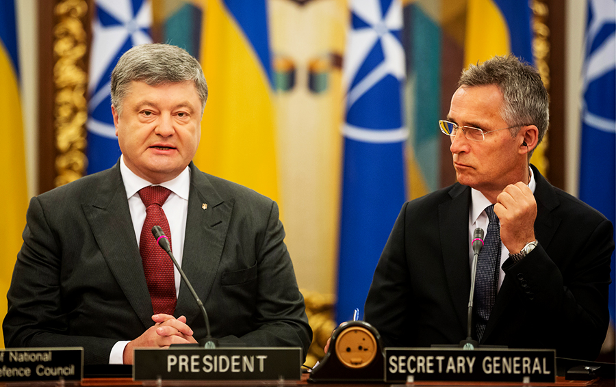 НАТО рядом: альянс ведет переговоры о поставках вооружения на Украину