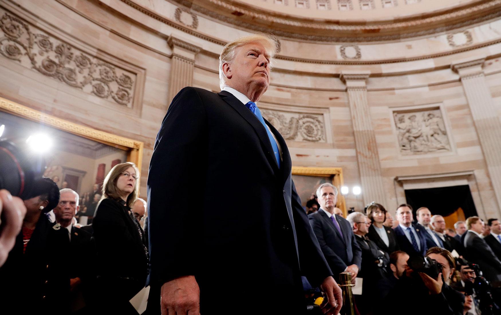 В ответе за Трампа. США ввели санкции против России за вмешательство в выборы