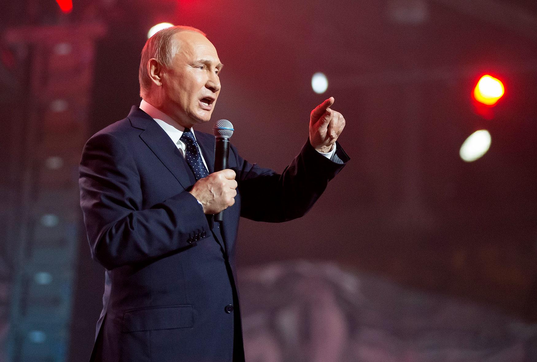 Стабилизация кризиса. Чтождет экономику России после победы Путина