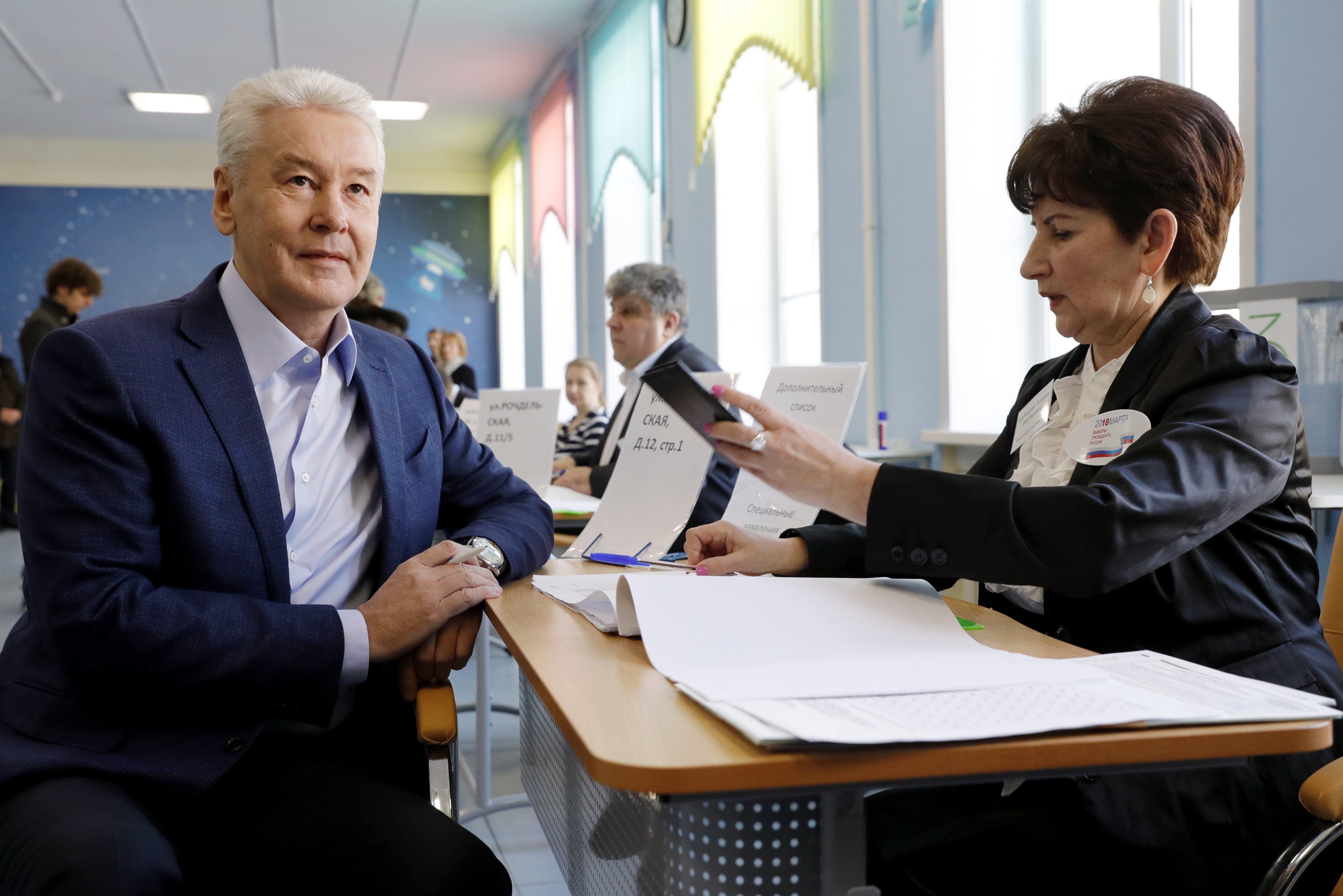 Выбор Собянина: почему у московского мэра нет альтернативы. Фото | Бизнес