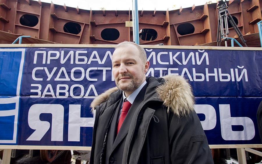 Речник без верфей: Роман Троценко избавился от судостроительного бизнеса