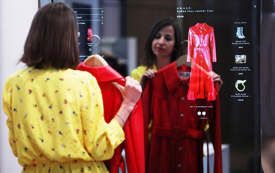 Виртуальные витрины, тепловые карты и 3D-модели: как современная розница внедряет новые технологии