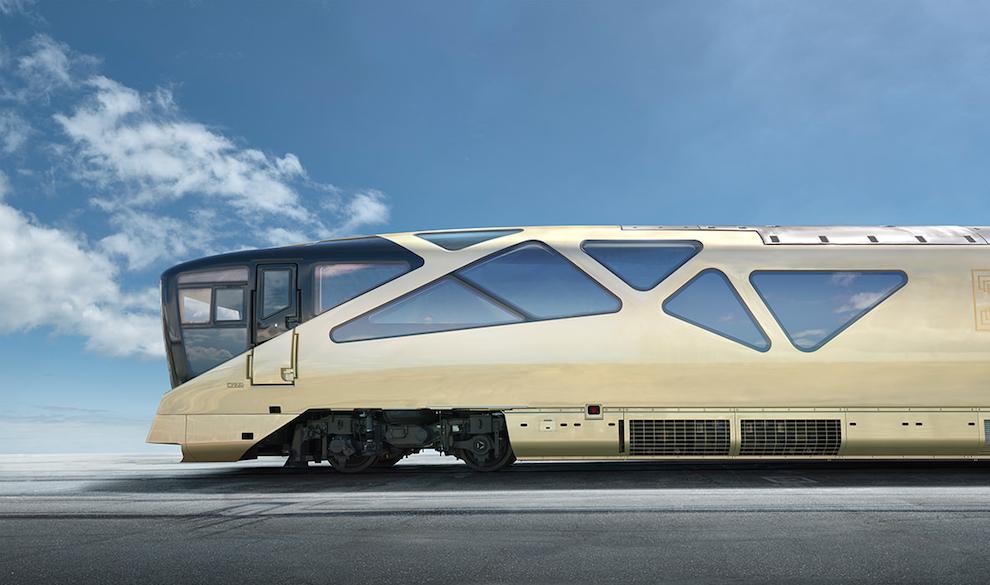 Список самых дорогих поездов пополнился японским составом